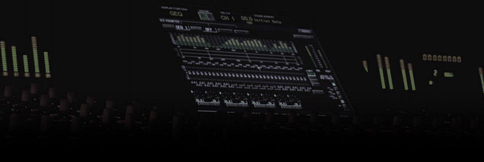 Graphic Equalizer Studio Audio