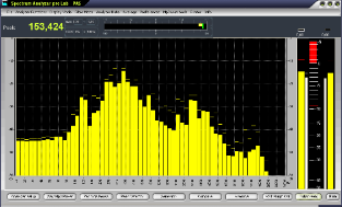profesional audio analyse tool with excel export from 6,8 hz